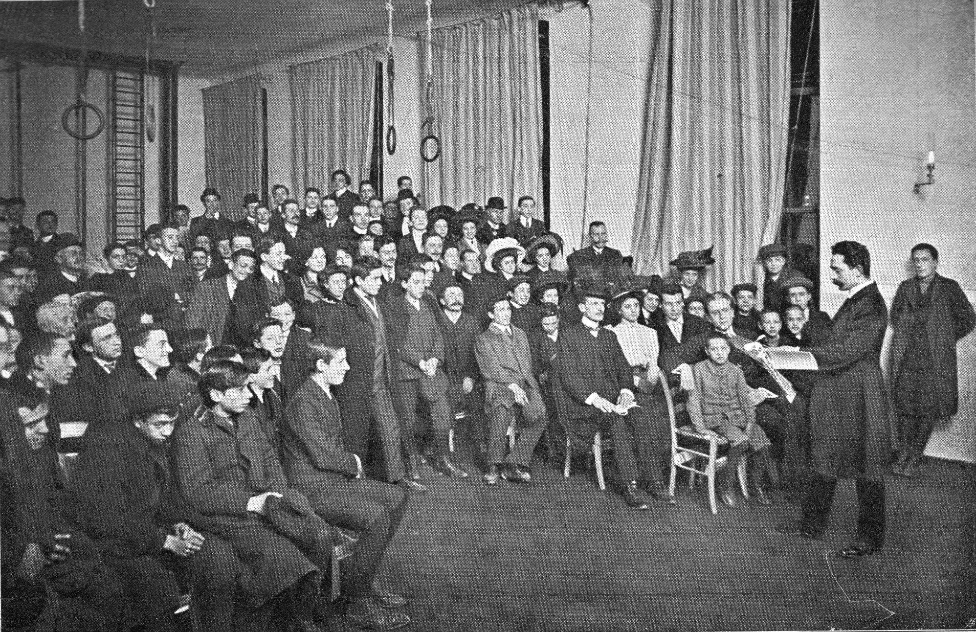 Conferenza triestina